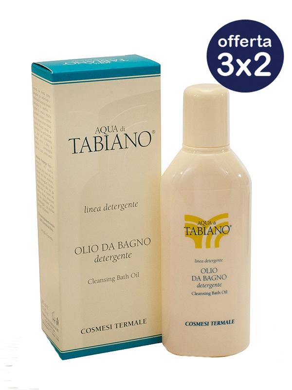 Terme di tabiano l 39 acqua della salute olio da bagno - Olio bagno bionike ...